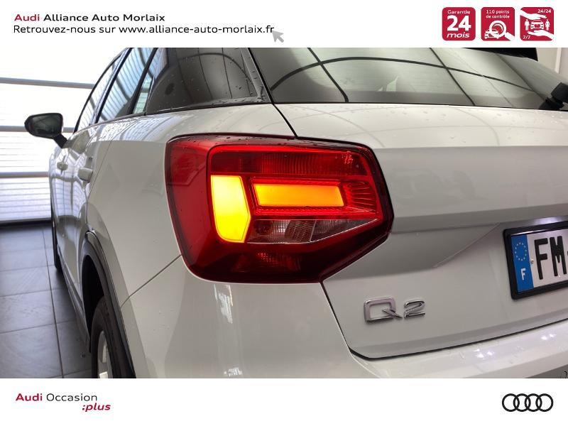 Photo 12 de l'offre de AUDI Q2 30 TDI (1.6 TDI 116CH) BVM6 à 27990€ chez Alliance Auto – Audi Morlaix