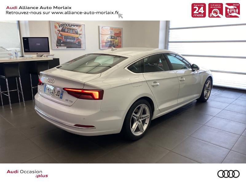 Photo 3 de l'offre de AUDI A5 Sportback 2.0 TDI 150ch S line S tronic 7 à 39790€ chez Alliance Auto – Audi Morlaix