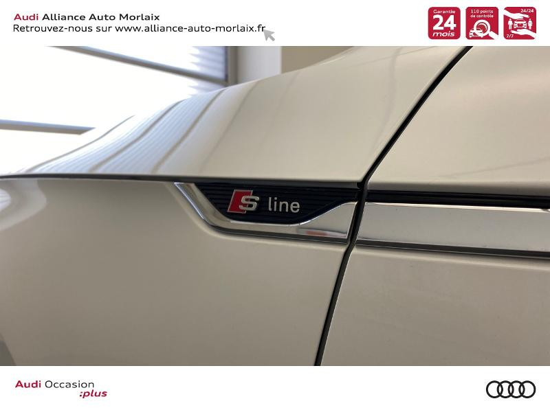Photo 18 de l'offre de AUDI A5 Sportback 2.0 TDI 150ch S line S tronic 7 à 39790€ chez Alliance Auto – Audi Morlaix