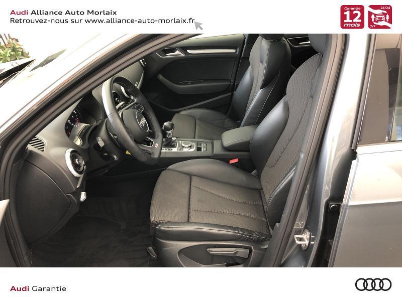 Photo 4 de l'offre de AUDI A3 Sportback 35 TFSI 150ch CoD S line S tronic 7 Euro6d-T à 29290€ chez Alliance Auto – Audi Morlaix