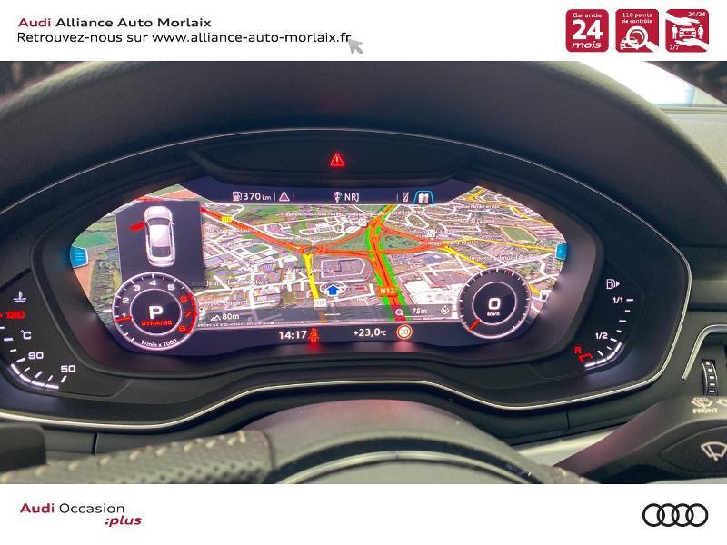 Photo 17 de l'offre de AUDI A5 Sportback 35 TFSI 150ch S line S tronic 7 Euro6d-T à 38290€ chez Alliance Auto – Audi Morlaix