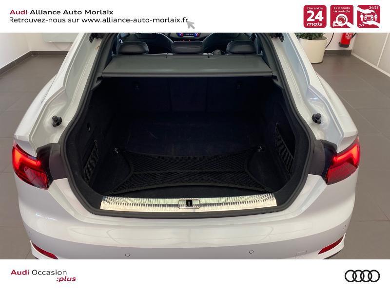 Photo 11 de l'offre de AUDI A5 Sportback 35 TFSI 150ch S line S tronic 7 Euro6d-T à 38290€ chez Alliance Auto – Audi Morlaix