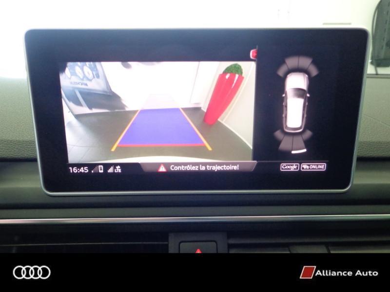 Photo 15 de l'offre de AUDI A4 Avant 2.0 TDI 150ch S line S tronic 7 à 33290€ chez Alliance Auto – Audi Morlaix
