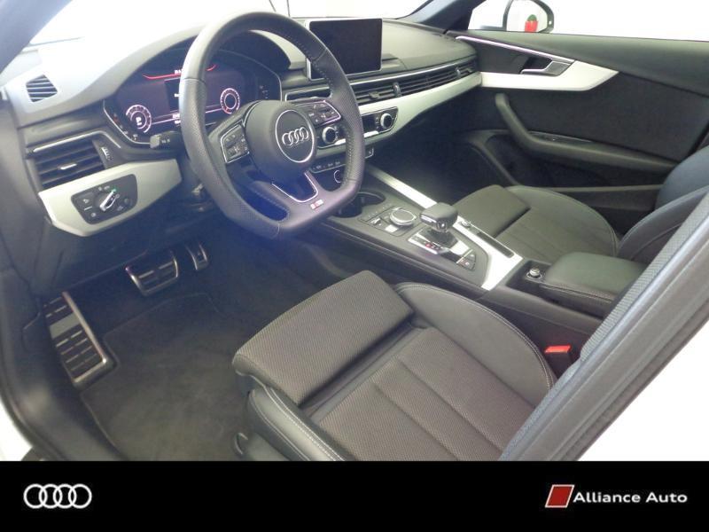 Photo 12 de l'offre de AUDI A4 Avant 2.0 TDI 150ch S line S tronic 7 à 33290€ chez Alliance Auto – Audi Morlaix
