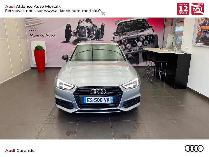 Photo 7 de l'offre de AUDI A4 Avant 2.0 TDI 150ch ultra Design Luxe S tronic 7 à 29990€ chez Alliance Auto – Audi Morlaix