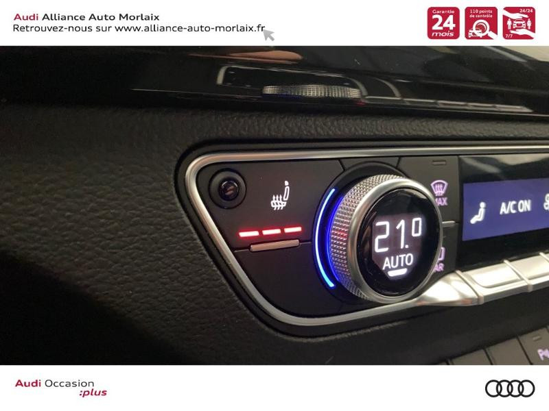 Photo 23 de l'offre de AUDI Q5 3.0 V6 TDI 286ch Avus quattro Tiptronic 8 à 46990€ chez Alliance Auto – Audi Morlaix