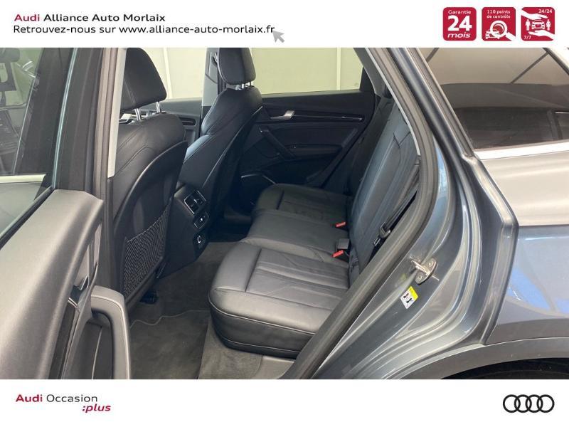 Photo 6 de l'offre de AUDI Q5 3.0 V6 TDI 286ch Avus quattro Tiptronic 8 à 46990€ chez Alliance Auto – Audi Morlaix