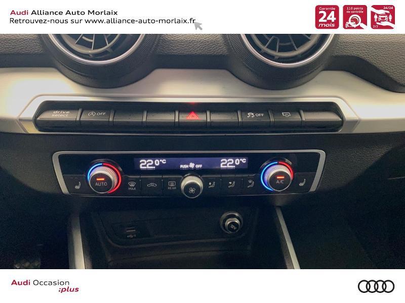 Photo 21 de l'offre de AUDI Q2 30 TDI (1.6 TDI 116CH) BVM6 à 27990€ chez Alliance Auto – Audi Morlaix
