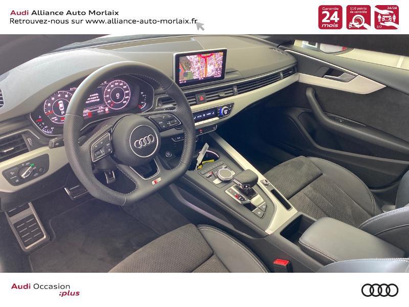 Photo 4 de l'offre de AUDI A5 Sportback 35 TFSI 150ch S line S tronic 7 Euro6d-T à 38290€ chez Alliance Auto – Audi Morlaix
