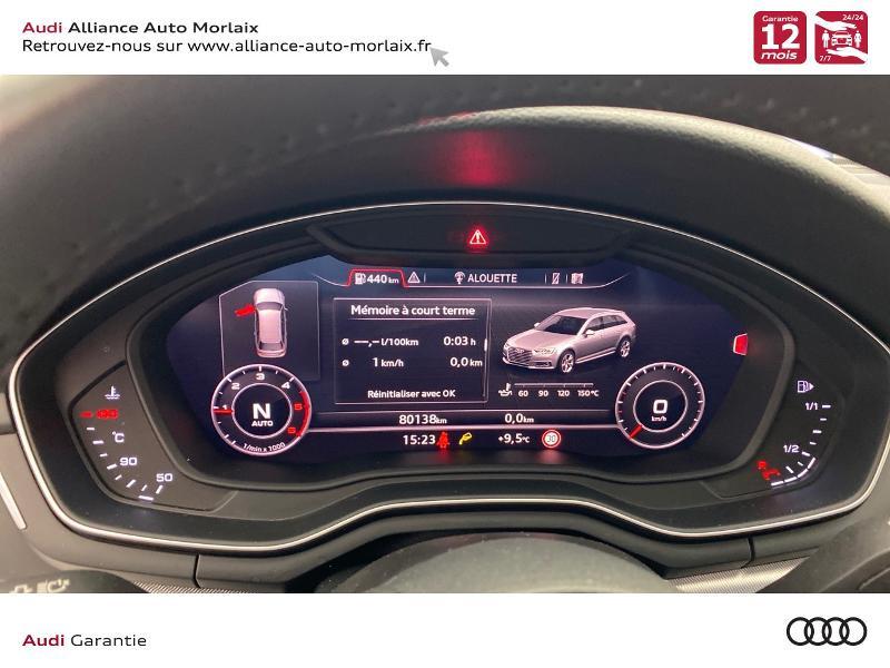 Photo 10 de l'offre de AUDI A4 Avant 2.0 TDI 150ch ultra Design Luxe S tronic 7 à 29990€ chez Alliance Auto – Audi Morlaix