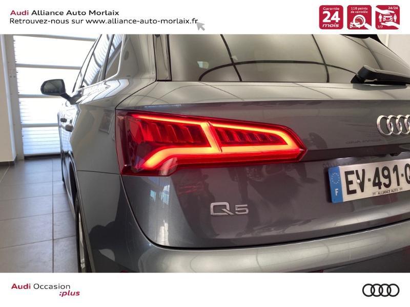 Photo 10 de l'offre de AUDI Q5 3.0 V6 TDI 286ch Avus quattro Tiptronic 8 à 46990€ chez Alliance Auto – Audi Morlaix