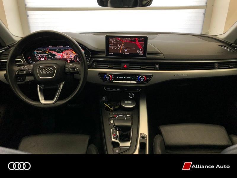Photo 2 de l'offre de AUDI A4 Avant 3.0 V6 TDI 272ch Design Luxe quattro Tiptronic à 32790€ chez Alliance Auto – Audi Morlaix
