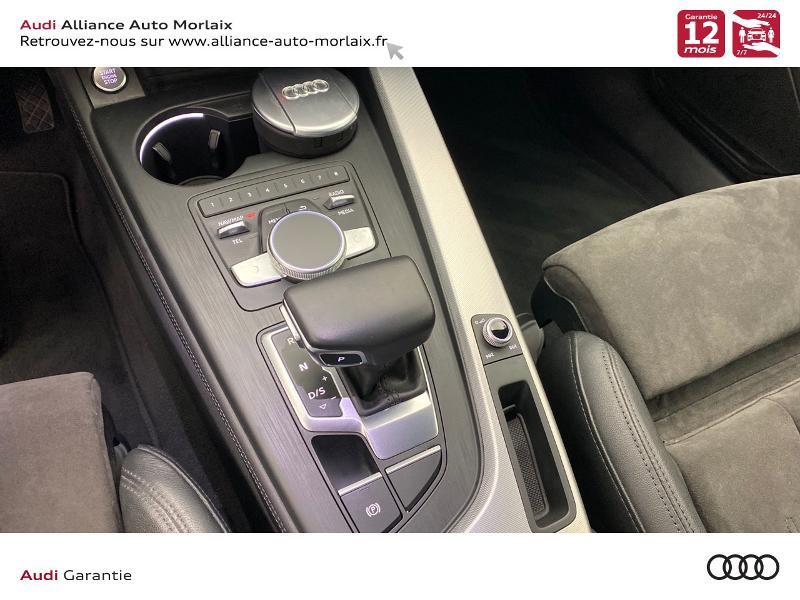 Photo 12 de l'offre de AUDI A4 Avant 2.0 TDI 150ch ultra Design Luxe S tronic 7 à 29990€ chez Alliance Auto – Audi Morlaix