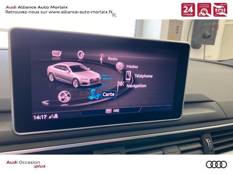 Photo 19 de l'offre de AUDI A5 Sportback 35 TFSI 150ch S line S tronic 7 Euro6d-T à 38290€ chez Alliance Auto – Audi Morlaix