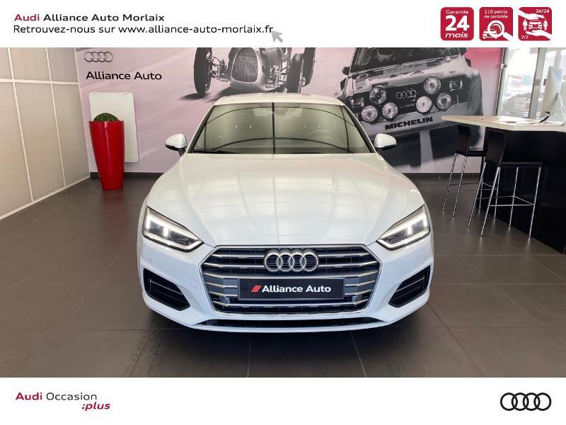 Photo 7 de l'offre de AUDI A5 Sportback 2.0 TDI 150ch S line S tronic 7 à 39790€ chez Alliance Auto – Audi Morlaix