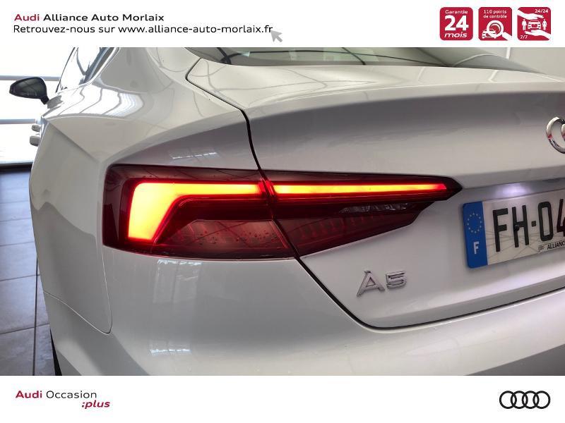 Photo 14 de l'offre de AUDI A5 Sportback 2.0 TDI 150ch S line S tronic 7 à 39790€ chez Alliance Auto – Audi Morlaix