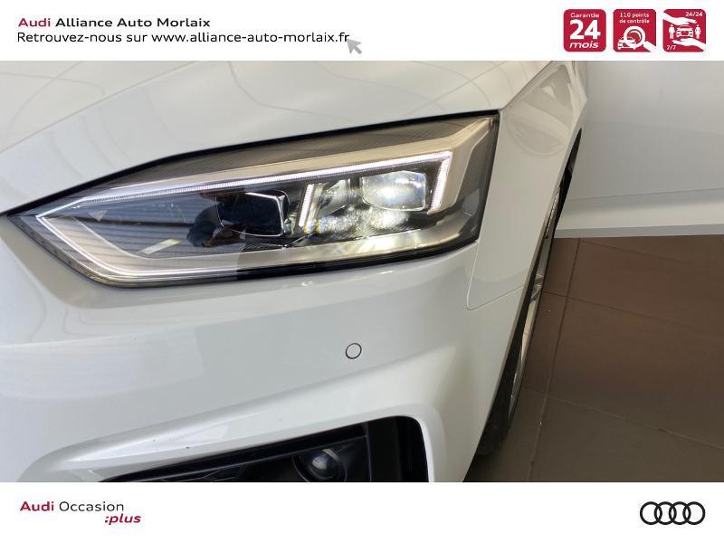 Photo 26 de l'offre de AUDI A5 Sportback 35 TFSI 150ch S line S tronic 7 Euro6d-T à 38290€ chez Alliance Auto – Audi Morlaix