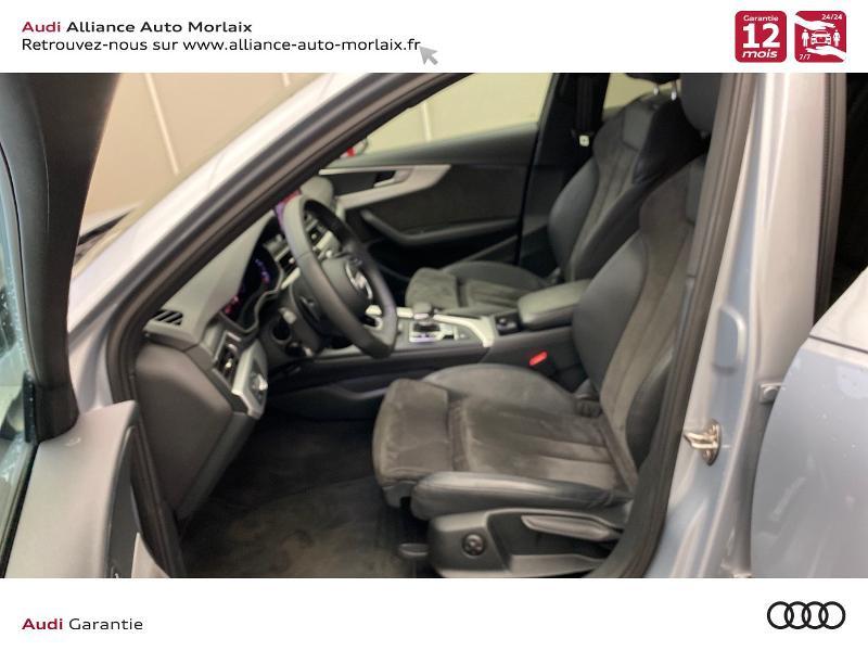 Photo 4 de l'offre de AUDI A4 Avant 2.0 TDI 150ch ultra Design Luxe S tronic 7 à 29990€ chez Alliance Auto – Audi Morlaix