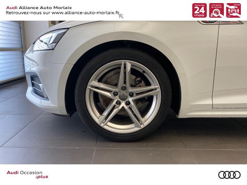 Photo 16 de l'offre de AUDI A5 Sportback 2.0 TDI 150ch S line S tronic 7 à 39790€ chez Alliance Auto – Audi Morlaix