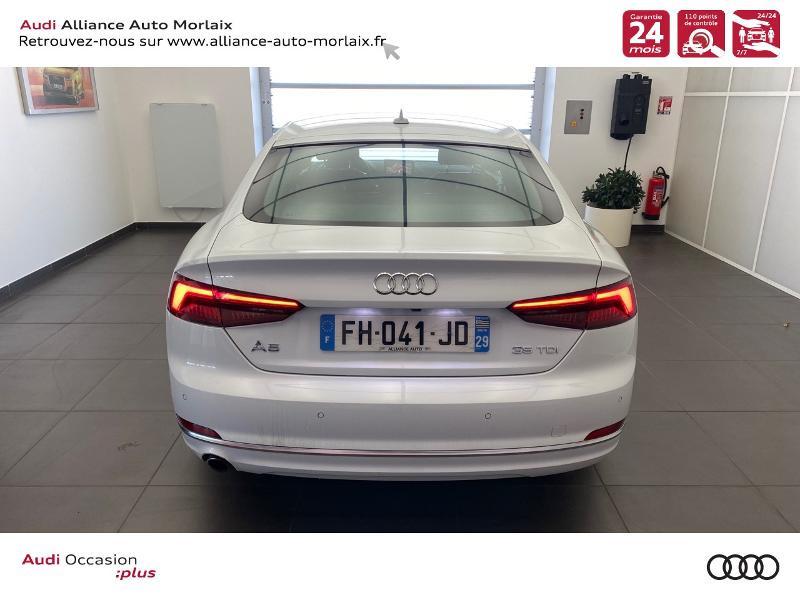Photo 9 de l'offre de AUDI A5 Sportback 2.0 TDI 150ch S line S tronic 7 à 39790€ chez Alliance Auto – Audi Morlaix