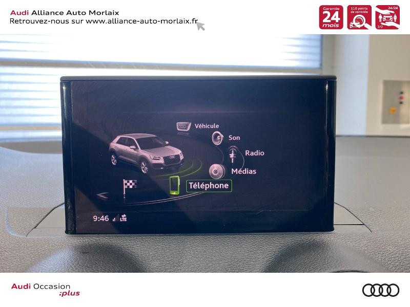 Photo 19 de l'offre de AUDI Q2 30 TDI (1.6 TDI 116CH) BVM6 à 27990€ chez Alliance Auto – Audi Morlaix