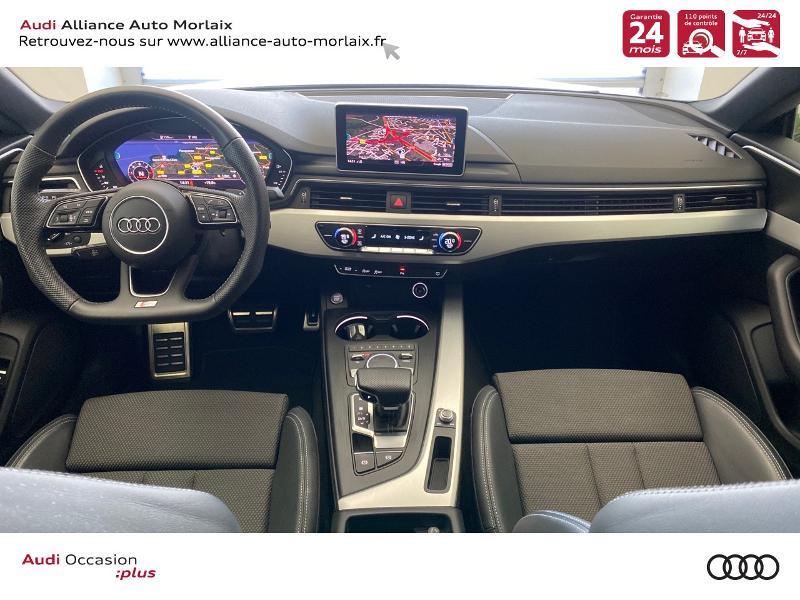 Photo 2 de l'offre de AUDI A5 Sportback 2.0 TDI 150ch S line S tronic 7 à 39790€ chez Alliance Auto – Audi Morlaix