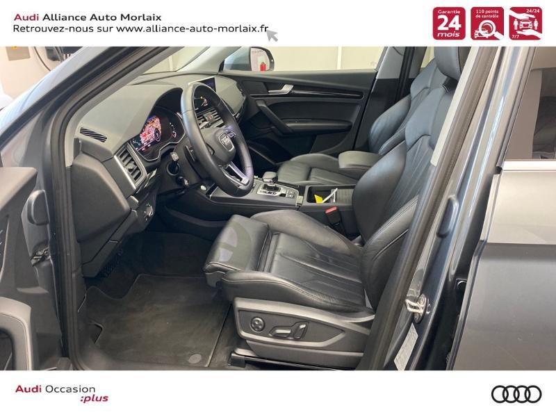 Photo 4 de l'offre de AUDI Q5 3.0 V6 TDI 286ch Avus quattro Tiptronic 8 à 46990€ chez Alliance Auto – Audi Morlaix