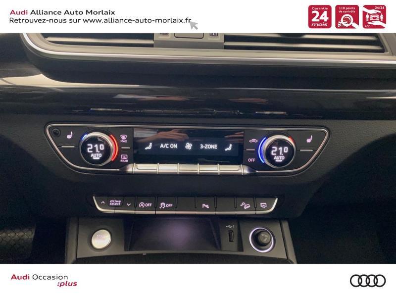 Photo 22 de l'offre de AUDI Q5 3.0 V6 TDI 286ch Avus quattro Tiptronic 8 à 46990€ chez Alliance Auto – Audi Morlaix
