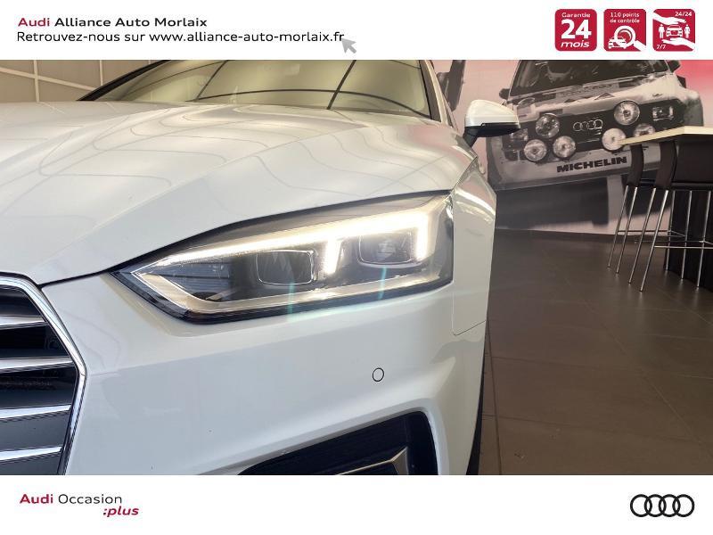 Photo 17 de l'offre de AUDI A5 Sportback 2.0 TDI 150ch S line S tronic 7 à 39790€ chez Alliance Auto – Audi Morlaix