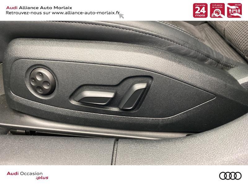 Photo 15 de l'offre de AUDI A5 Sportback 35 TFSI 150ch S line S tronic 7 Euro6d-T à 38290€ chez Alliance Auto – Audi Morlaix