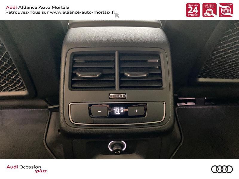 Photo 15 de l'offre de AUDI A5 Sportback 2.0 TDI 150ch S line S tronic 7 à 39790€ chez Alliance Auto – Audi Morlaix
