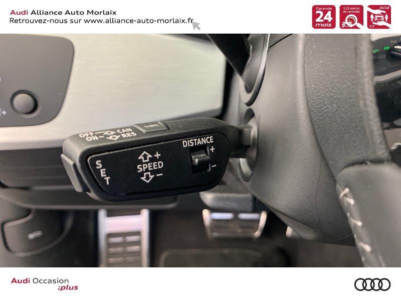 Photo 20 de l'offre de AUDI A5 Sportback 35 TFSI 150ch S line S tronic 7 Euro6d-T à 38290€ chez Alliance Auto – Audi Morlaix