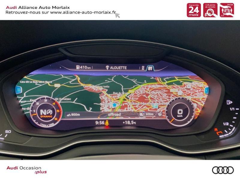 Photo 16 de l'offre de AUDI Q5 3.0 V6 TDI 286ch Avus quattro Tiptronic 8 à 46990€ chez Alliance Auto – Audi Morlaix