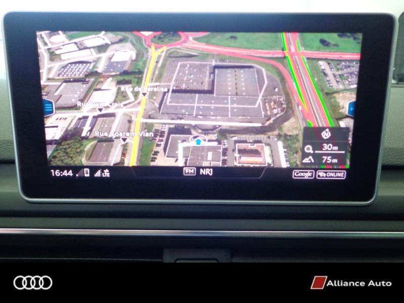 Photo 14 de l'offre de AUDI A4 Avant 2.0 TDI 150ch S line S tronic 7 à 33290€ chez Alliance Auto – Audi Morlaix