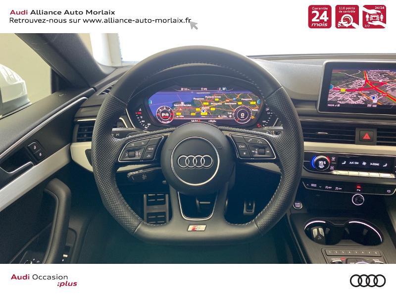 Photo 8 de l'offre de AUDI A5 Sportback 2.0 TDI 150ch S line S tronic 7 à 39790€ chez Alliance Auto – Audi Morlaix
