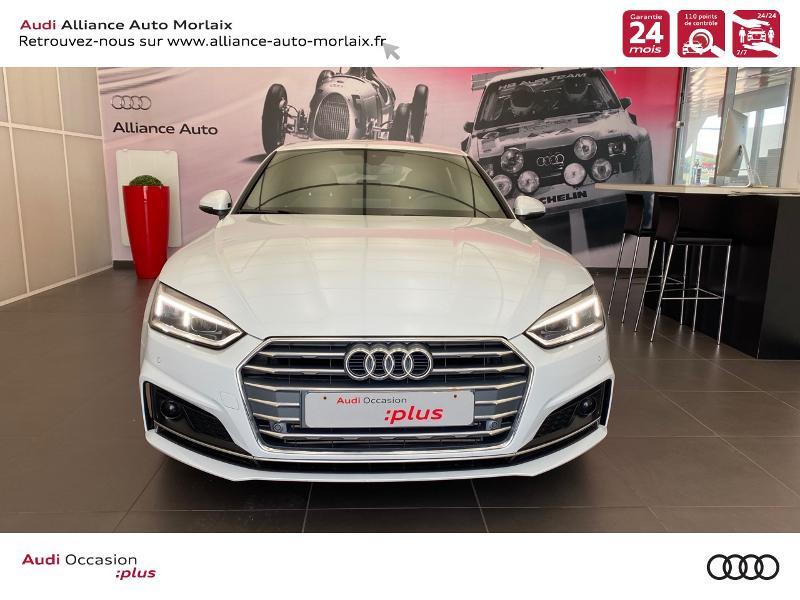 Photo 8 de l'offre de AUDI A5 Sportback 35 TFSI 150ch S line S tronic 7 Euro6d-T à 38290€ chez Alliance Auto – Audi Morlaix