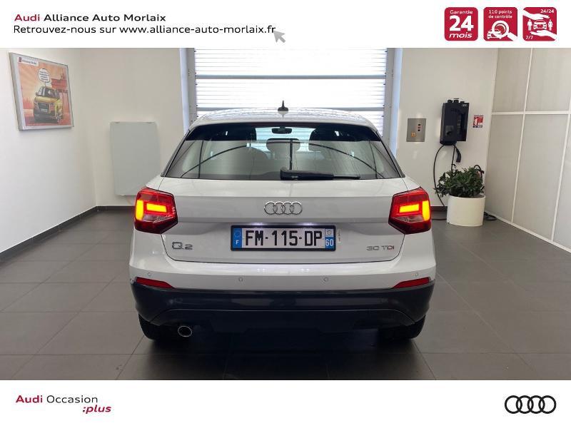 Photo 9 de l'offre de AUDI Q2 30 TDI (1.6 TDI 116CH) BVM6 à 27990€ chez Alliance Auto – Audi Morlaix