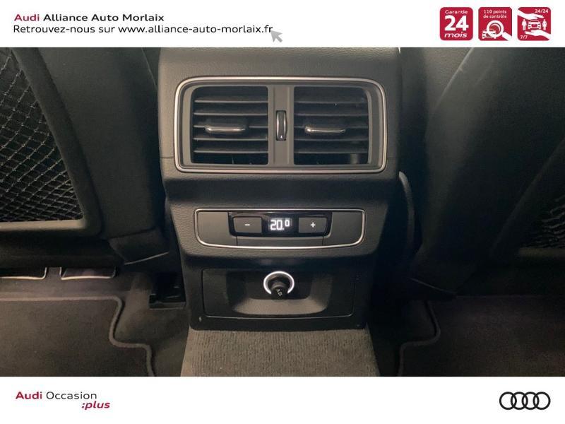Photo 11 de l'offre de AUDI Q5 3.0 V6 TDI 286ch Avus quattro Tiptronic 8 à 46990€ chez Alliance Auto – Audi Morlaix