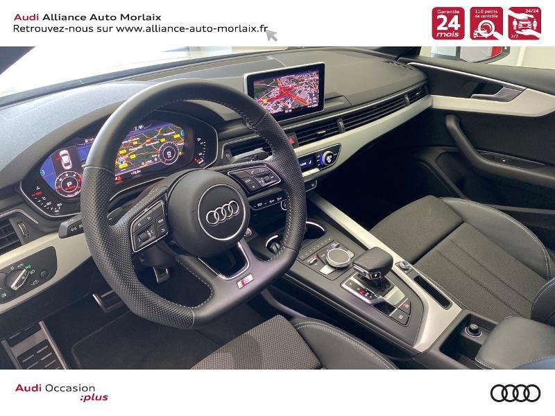Photo 10 de l'offre de AUDI A5 Sportback 2.0 TDI 150ch S line S tronic 7 à 39790€ chez Alliance Auto – Audi Morlaix