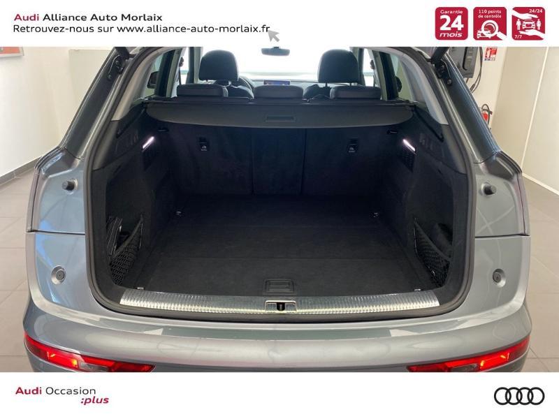 Photo 7 de l'offre de AUDI Q5 3.0 V6 TDI 286ch Avus quattro Tiptronic 8 à 46990€ chez Alliance Auto – Audi Morlaix
