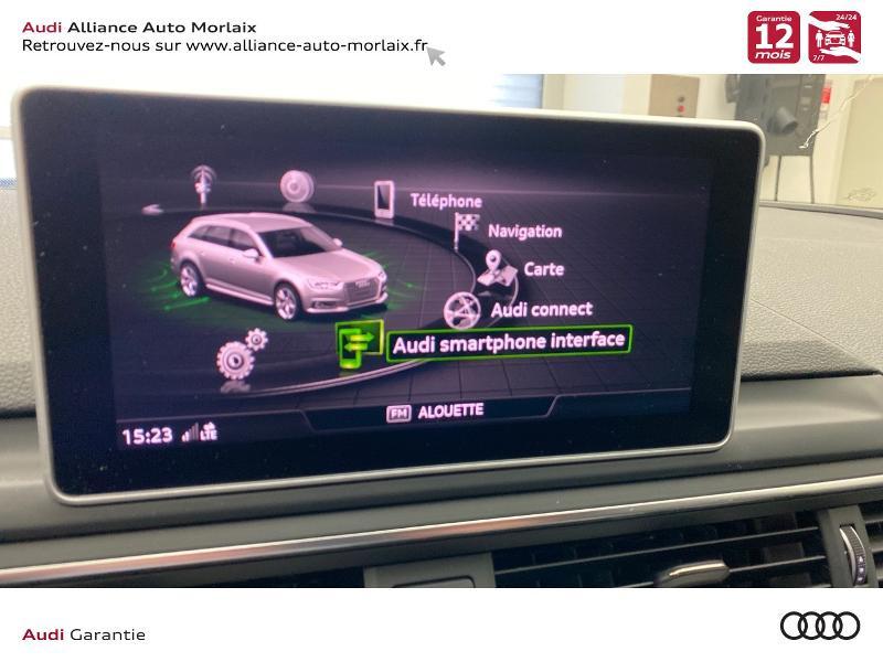 Photo 14 de l'offre de AUDI A4 Avant 2.0 TDI 150ch ultra Design Luxe S tronic 7 à 29990€ chez Alliance Auto – Audi Morlaix