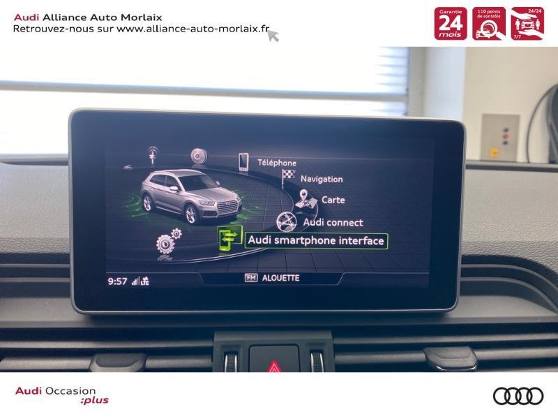 Photo 21 de l'offre de AUDI Q5 3.0 V6 TDI 286ch Avus quattro Tiptronic 8 à 46990€ chez Alliance Auto – Audi Morlaix