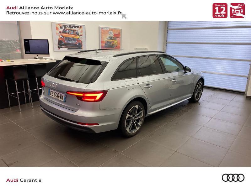Photo 3 de l'offre de AUDI A4 Avant 2.0 TDI 150ch ultra Design Luxe S tronic 7 à 29990€ chez Alliance Auto – Audi Morlaix