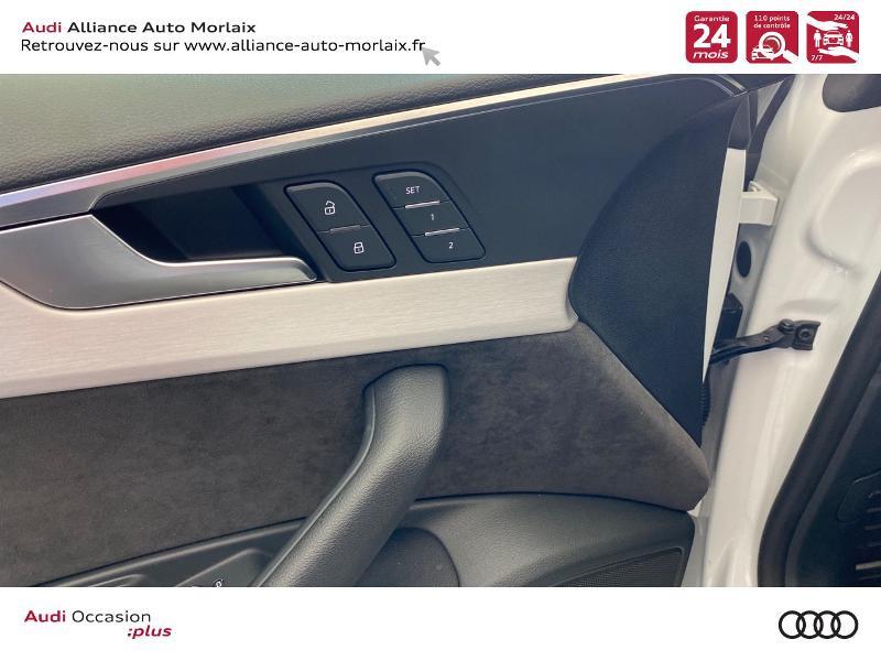 Photo 13 de l'offre de AUDI A5 Sportback 35 TFSI 150ch S line S tronic 7 Euro6d-T à 38290€ chez Alliance Auto – Audi Morlaix