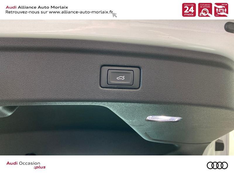 Photo 12 de l'offre de AUDI A5 Sportback 35 TFSI 150ch S line S tronic 7 Euro6d-T à 38290€ chez Alliance Auto – Audi Morlaix