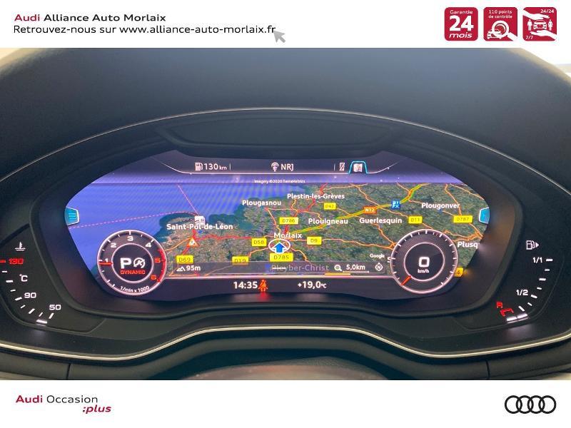 Photo 22 de l'offre de AUDI A5 Sportback 2.0 TDI 150ch S line S tronic 7 à 39790€ chez Alliance Auto – Audi Morlaix