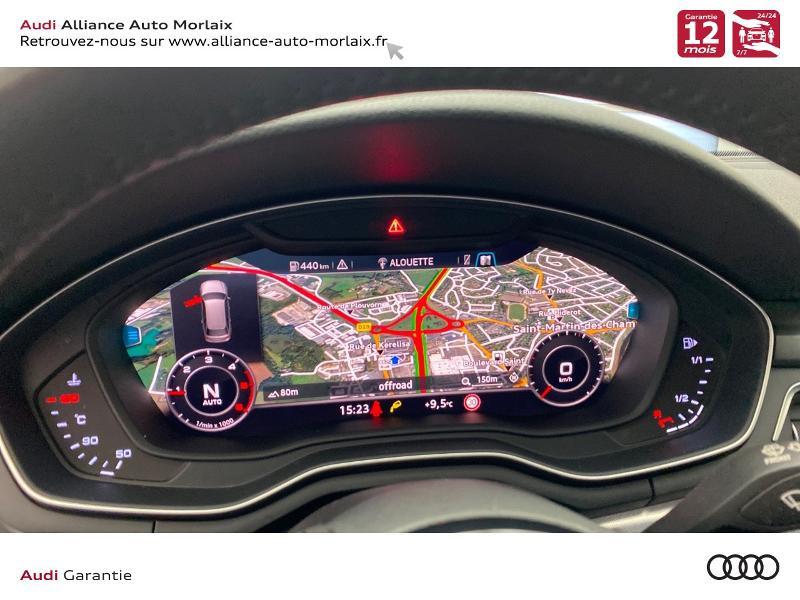 Photo 6 de l'offre de AUDI A4 Avant 2.0 TDI 150ch ultra Design Luxe S tronic 7 à 29990€ chez Alliance Auto – Audi Morlaix
