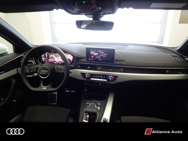 Photo 17 de l'offre de AUDI A4 Avant 2.0 TDI 150ch S line S tronic 7 à 33290€ chez Alliance Auto – Audi Morlaix