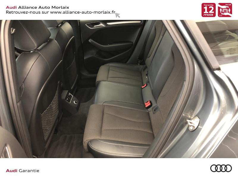 Photo 6 de l'offre de AUDI A3 Sportback 35 TFSI 150ch CoD S line S tronic 7 Euro6d-T à 29290€ chez Alliance Auto – Audi Morlaix