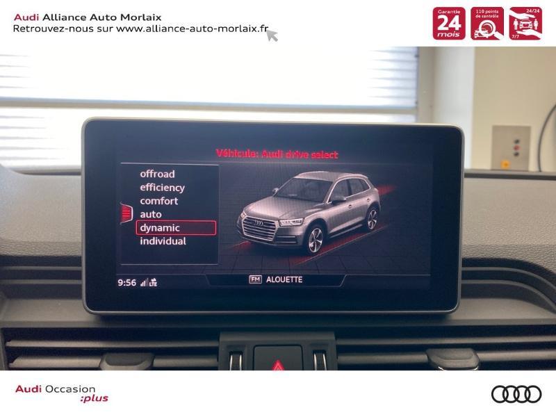 Photo 20 de l'offre de AUDI Q5 3.0 V6 TDI 286ch Avus quattro Tiptronic 8 à 46990€ chez Alliance Auto – Audi Morlaix